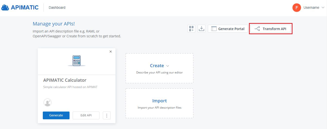 Managing your apis apimatic docs api blueprint export formats malvernweather Image collections